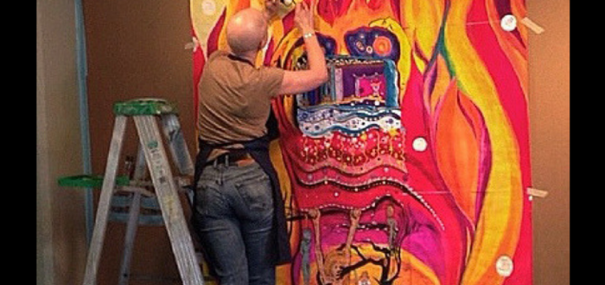 The Painting Experience Blog | A Glimpse of the Process (Anne Pechovnik)