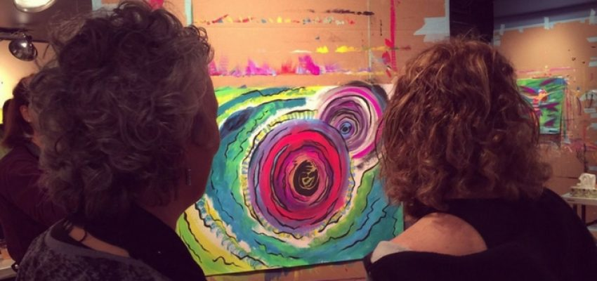 Working From the Body: Feeling and Painting   The Painting Experience Blog