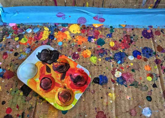 The Painting Experience | Process Painting Workshops and Retreats