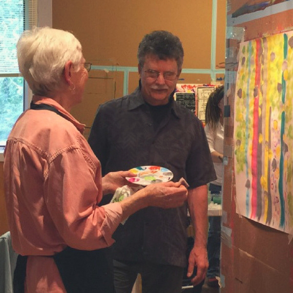 Trusting Your Intuitive Intelligence   The Painting Experience Blog