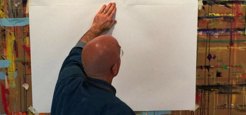 Talk From Process Painting & Zen Meditation Workshop   The Painting Experience Blog