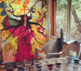 Intuitive painting awakens your internal image maker