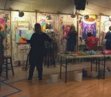 Process Painting Studio at The Esalen Institute   The Painting Experience