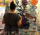 Process Painting and Self-Compassion : Part 1