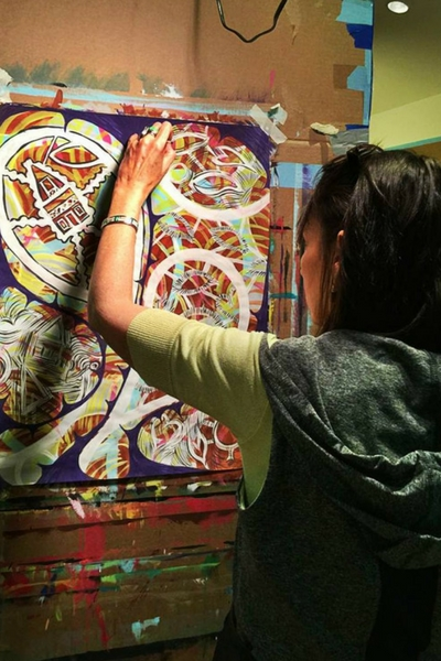 For Therapists: Creative Support for Your Work   The Painting Experience Blog