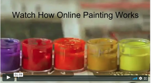 Watch How Online Painting Works