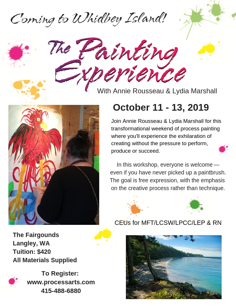 Whidbey Weekend 2019