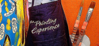Photo of The Painting Experience Apron