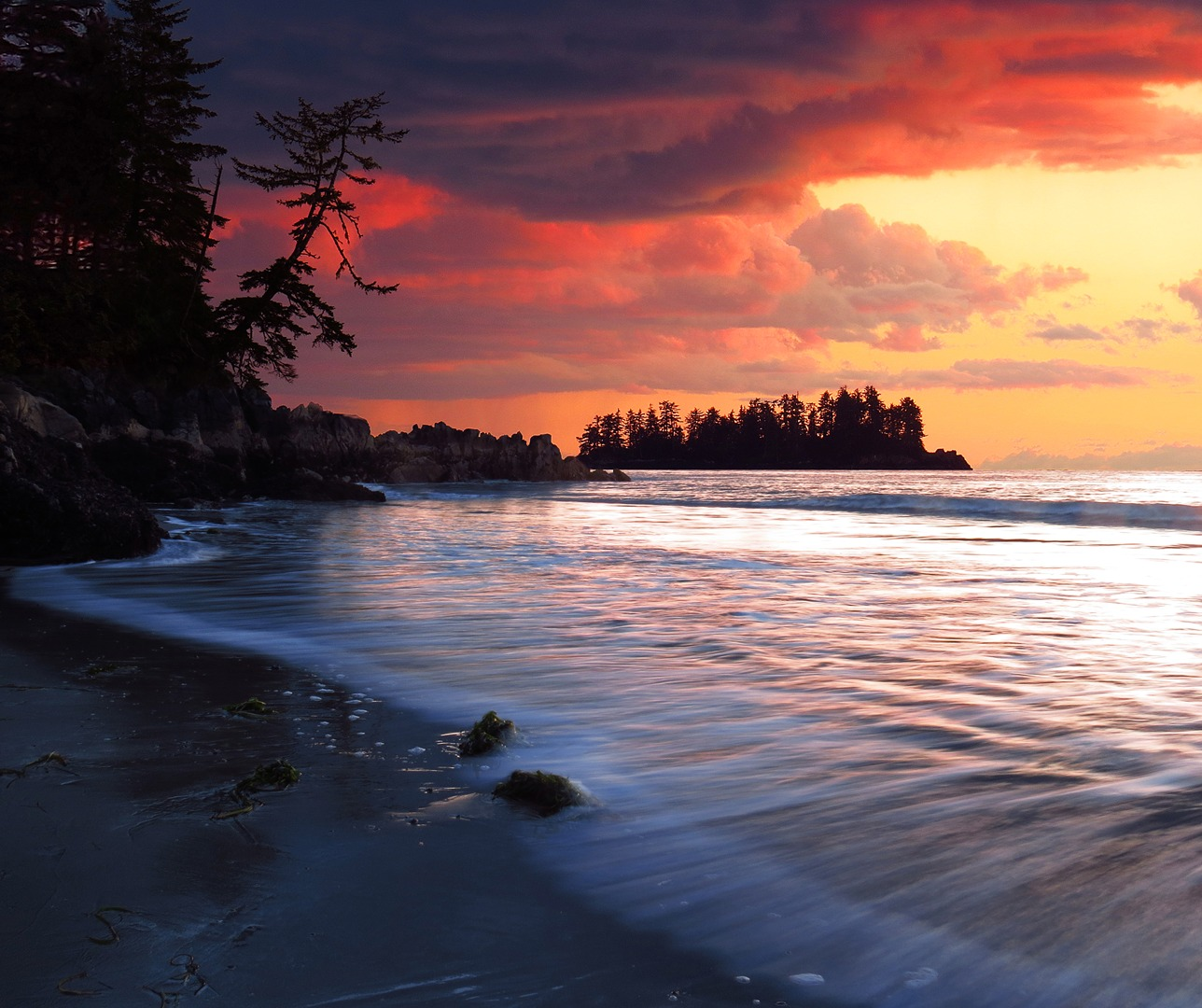 Vancouver Bc Beaches: Vancouver Island, BC: August 24